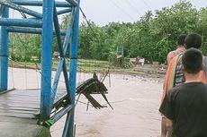 3 Desa di OKU Terdampak Banjir Bandang, Rumah Warga Terendam