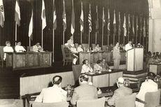 Politik Luar Negeri Indonesia masa Demokrasi Parlementer