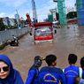 Tiga RW di Pegangsaan Dua Kelapa Gading Masih Terendam Banjir