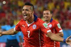 Arsenal Selangkah Lagi Gaet Alexis Sanchez