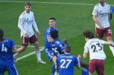 Leicester Vs Arsenal, The Gunners Putus 2 Tren Buruk di Premier League