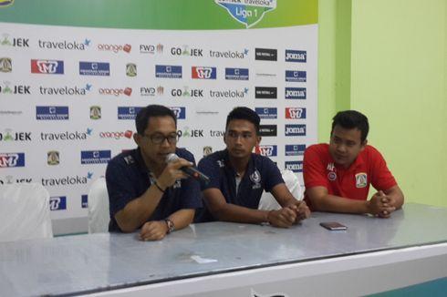 Arema FC Menang, Aji Santoso Puji Persiba