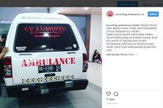 Ambulans Tak Diberi Jalan, Pasien Kehilangan Nyawa
