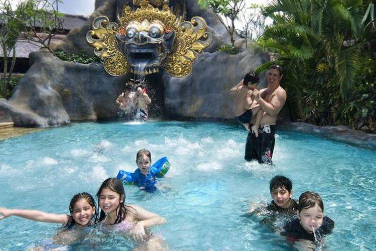 Liburan Bareng Si Kecil Di Bali Ini 10 Aktivitas Wisata