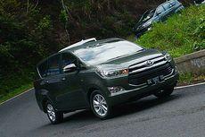 Minim Saingan, Toyota Innova Jadi MPV Medium Paling Diincar
