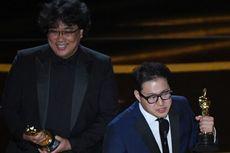Parasite Film Asia Pertama Penerima Oscar Naskah Asli Terbaik