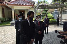 Sultan HB X Ogah Komentari Satu Tahun Pemerintahan Jokowi-Ma'ruf