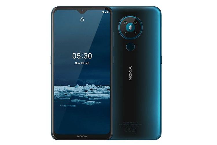 Penampakan Nokia 5.3