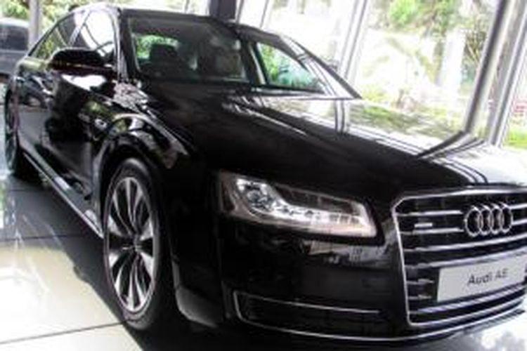 Audi A8 meluncur di Indonesia, setelah itu masih ada model sedan dan SUV yang akan dipasarkan sampai tutup tahun.