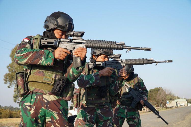 TNI Angkatan Darat kembali menjadi juara umum dalam ajang lomba menembak antar-negara Australian Army Skill-At-Arms Meeting (AASAM) 2018. Lomba tersebut digelar di Australia pada tanggal 27-10 Mei 2018 lalu.  TNI AD berhasil menjadi juara umum, menyisihkan 17 negara peserta lainnya, dengan meraih 36 Emas, 24 Perak dan 12 Perunggu.