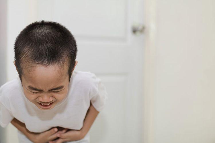 Diare terlalu sering pada anak meningkatkan risiko stunting