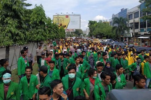 Mahasiswa Lanjutkan Demo di Aceh, Desak Transparansi Pupuk Bersubsidi