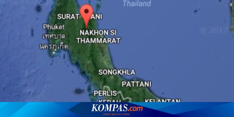 Perihal Terusan Kra, Ambisi Thailand yang Mengancam Singapura Halaman all thumbnail