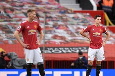 Leeds Vs Man United - Fred dan Maguire Cekcok, Solskjaer Buka Suara
