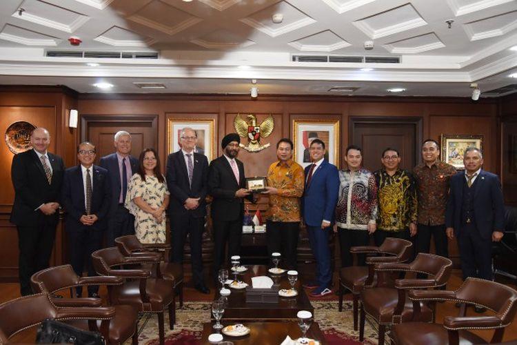 Selandia Baru Ajak Indonesia Kerja Sama di Berbagai Bidang