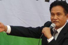 Yusril Dukung MPR Kembali Jadi Lembaga Tertinggi Negara