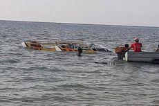 Detik-detik Perahu Nelayan Bawa Bom Ikan Meledak, 1 Tewas