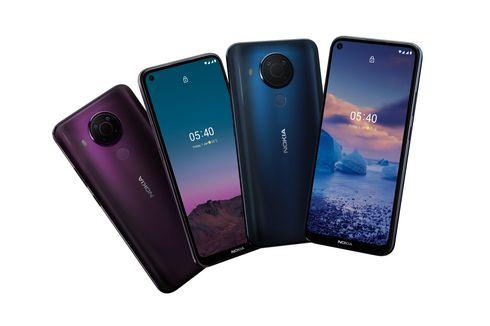 Nokia 5.4 Ancang-ancang Masuk Indonesia