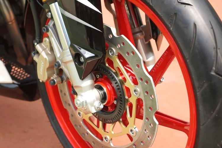 Honda CBR250RR SP versi modifikasi
