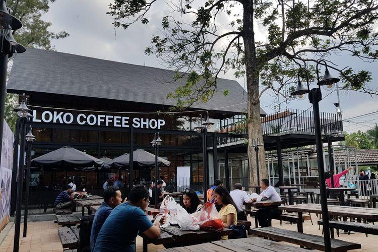 Loko Coffee Shop Bandung