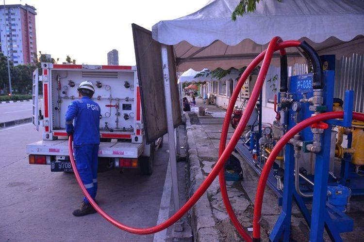 Selama 3 Bulan, PGN akan Salurkan Gas ke RS Darurat Covid-19 di Wisma Atlet Kemayoran