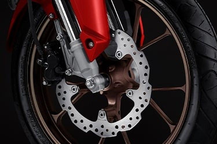 Honda All New CB150R StreetFire