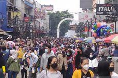 Pusat Niaga di Bandung Ramai, Wali Kota: Luar Biasa Masyarakat Ini, seperti Tidak Ada Covid-19