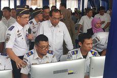 Kemenhub Resmikan Perizinan Online BPTJ dan Fleet Management Perum PPD