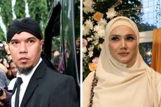 Ahmad Dhani Kepo Mulan Jameela Dituding Rebut Kursi Orang di DPR