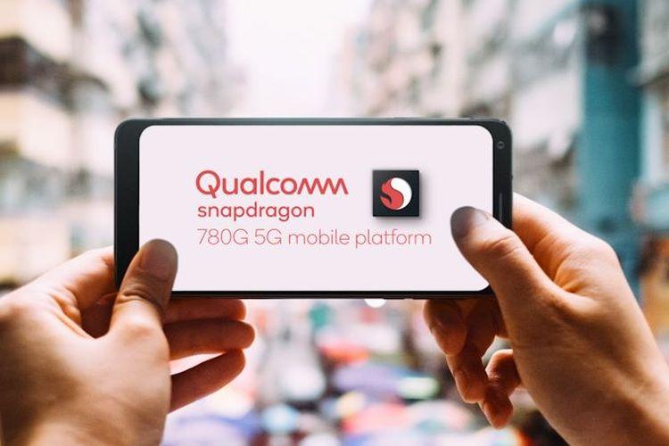 Chipset Qualcomm Snapdragon 780G 5G