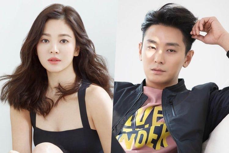 Song Hye Kyo dan Joo Ji Hoon disebut akan membintangi drama Korea terbaru berjudul Hyena.