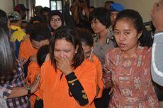 5 Wanita dan 1 Waria Berkomplot Jadi Pencuri di Ternate