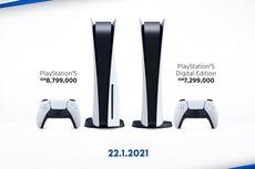 Pre-order PlayStation 5 di Indonesia Bakal Diundi?