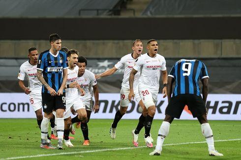 VIDEO - Gol Akrobatik Diego Carlos Benamkan Inter Milan di Final Liga Europa