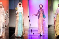 Bedanya Hijab Indonesia, Malaysia, dan Qatar