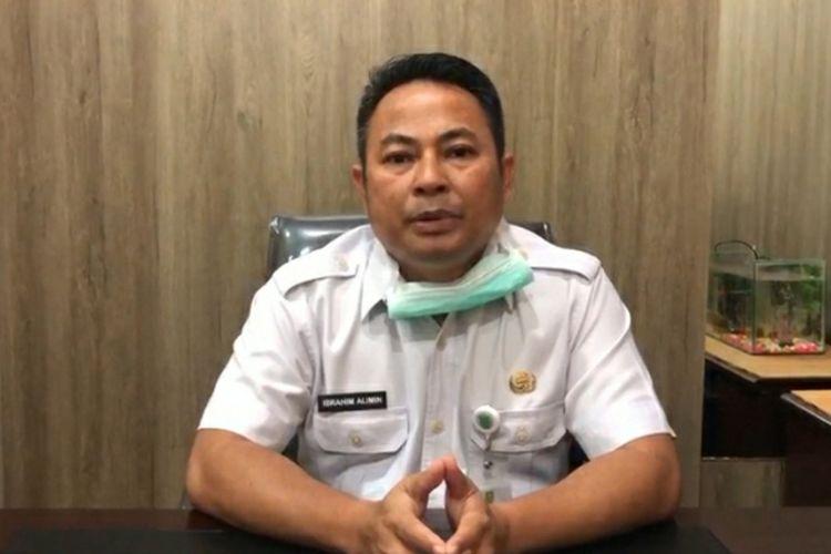 Kepala Dinas Pendidikan dan Kebudayaan Kabupaten Indragiri Hulu, Ibrahim Alimin.