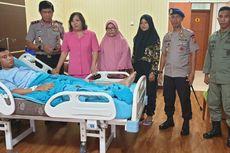 Kapolda Maluku Jenguk Anggota Brimob Korban Penembakan KKB di Nduga