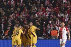 Slavia Praha Vs Barcelona, La Blaugrana Dibuat Merana