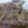 Catatkan Kasus Covid-19 Terbanyak di Dunia, New York Gali Kuburan Massal