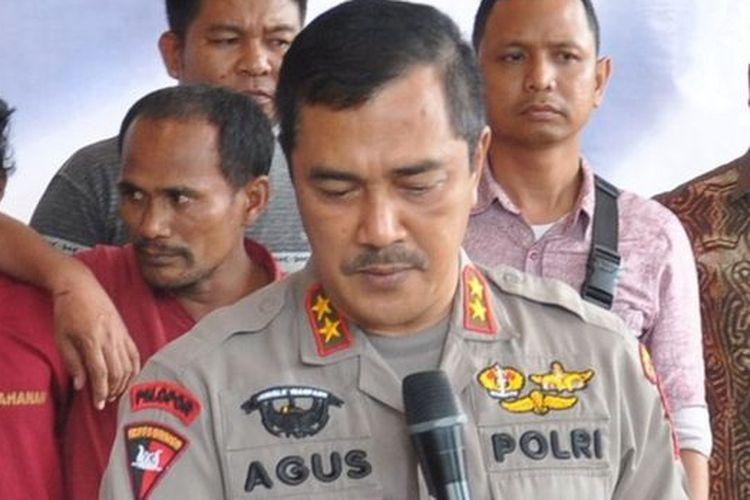 Kepala Kepolisian Daerah Sumatra Utara (Polda Sumut), Irjen Agus Andrianto, menyatakan polisi belum menghentikan kasus kematian Golfrid Siregar.