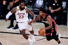 Link Live Streaming Gim 5 Heat Vs Lakers, Mulai Pukul 08.00 WIB