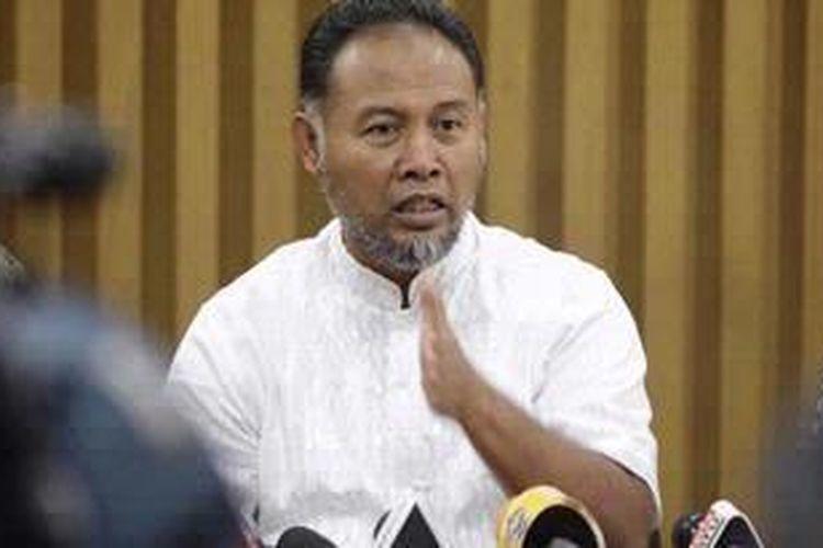 Wakil Ketua Komisi Pemberantasan Korupsi Bambang Widjojanto