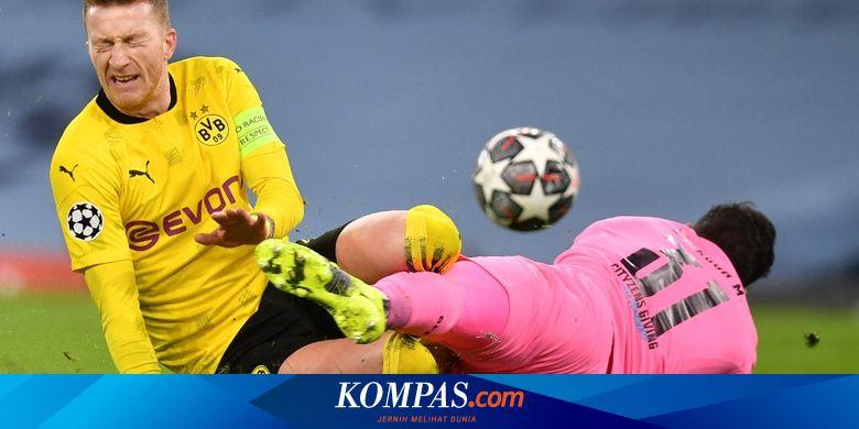 Link Live Streaming Man City Vs Dortmund, Kick-off