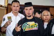 Ahmad Dhani Bantah Utus Relawan Daftar Calon Wali Kota Surabaya