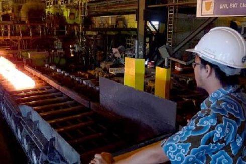 Krakatau Steel Teken Perjanjian Kredit Restrukturisasi