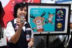 Cari Untung, Warga Jual KMT Berlogo Asian Games Rp 500.000-Rp 1 Juta