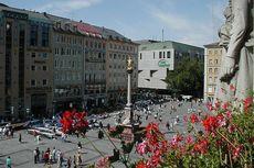 Seorang Pria Tewas Bakar Diri di Pusat Kota Munich