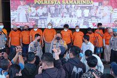 Polisi Bongkar Sindikat Pemalsu Hasil Swab PCR dan Surat Vaksin di Samarinda, 9 Orang Ditangkap