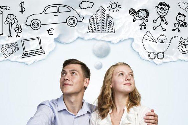 Rencanakan keuangan keluarga secara matang.