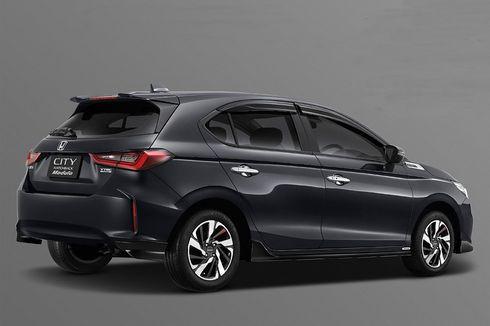 Lebih Fungsional, Honda City Hatchback dengan Aksesoris Modulo